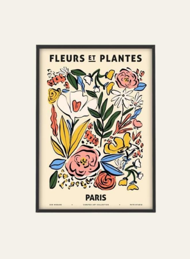 Poster Studio Paris