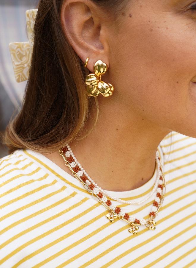 Atelier Labro - Fiori Allover Necklace
