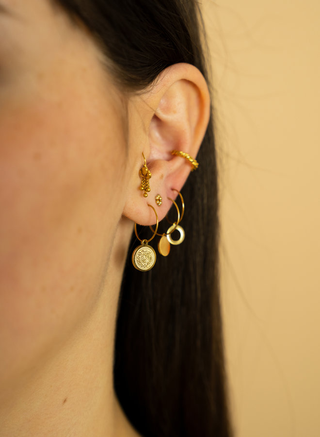 Make My Day Essential Earring Circle