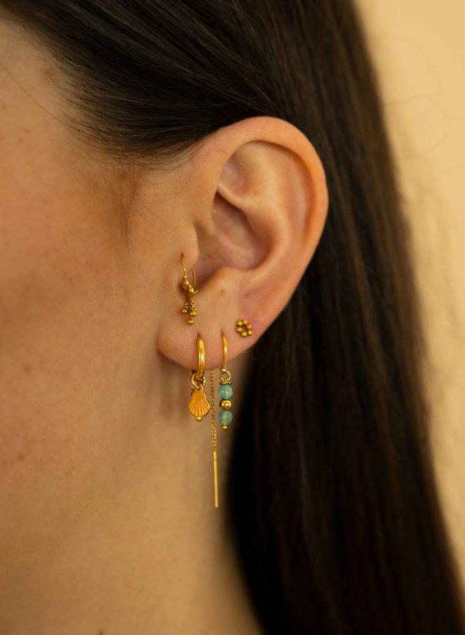 Make My Day Essential Earring Mini Circle