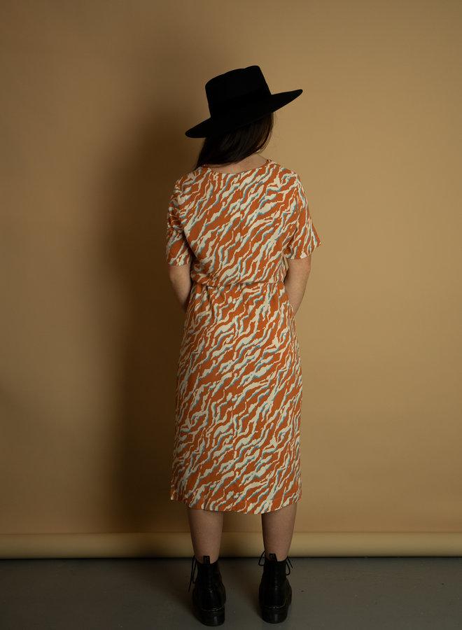 Ichi Cefalu Dress
