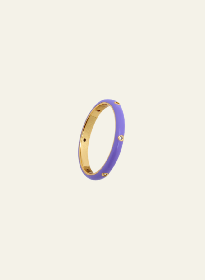 Aleyolé Ring Cookie Gold