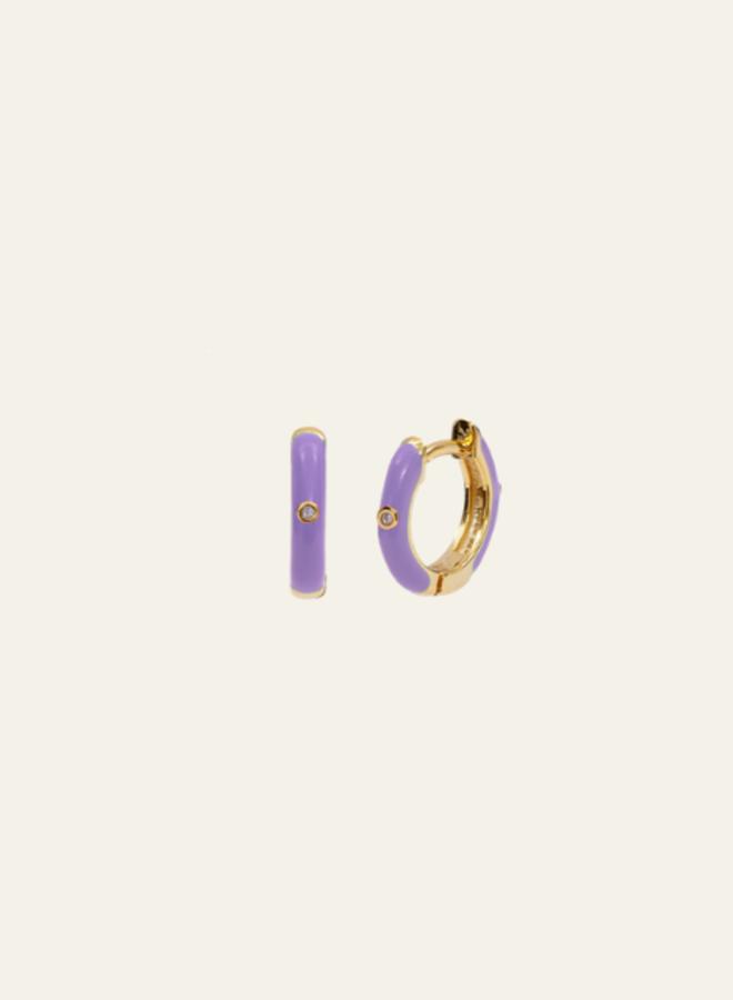 Aleyolé Earring Bite Gold