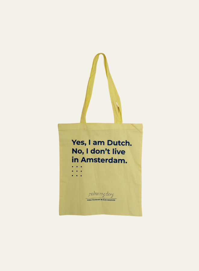 Make My Day Tote Bag