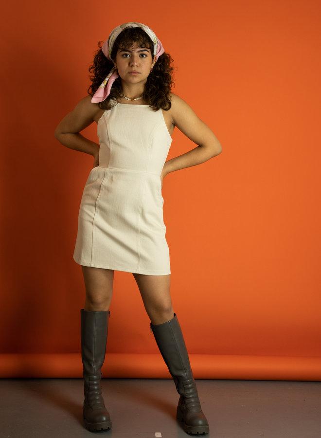 Make My Day Dungaree Dress