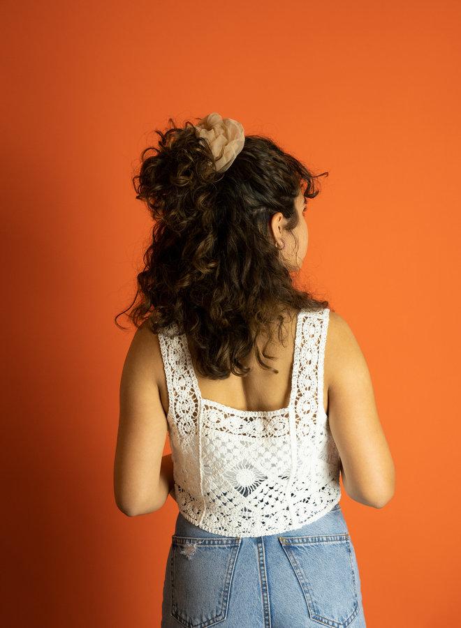 Make My Day Sun Crochet Top