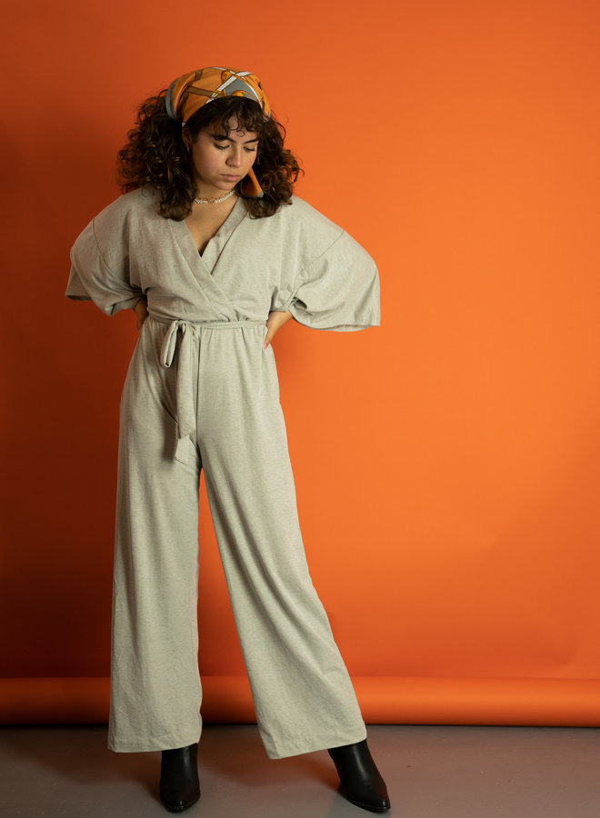 Make My Day Wide Leg Jumpsuit