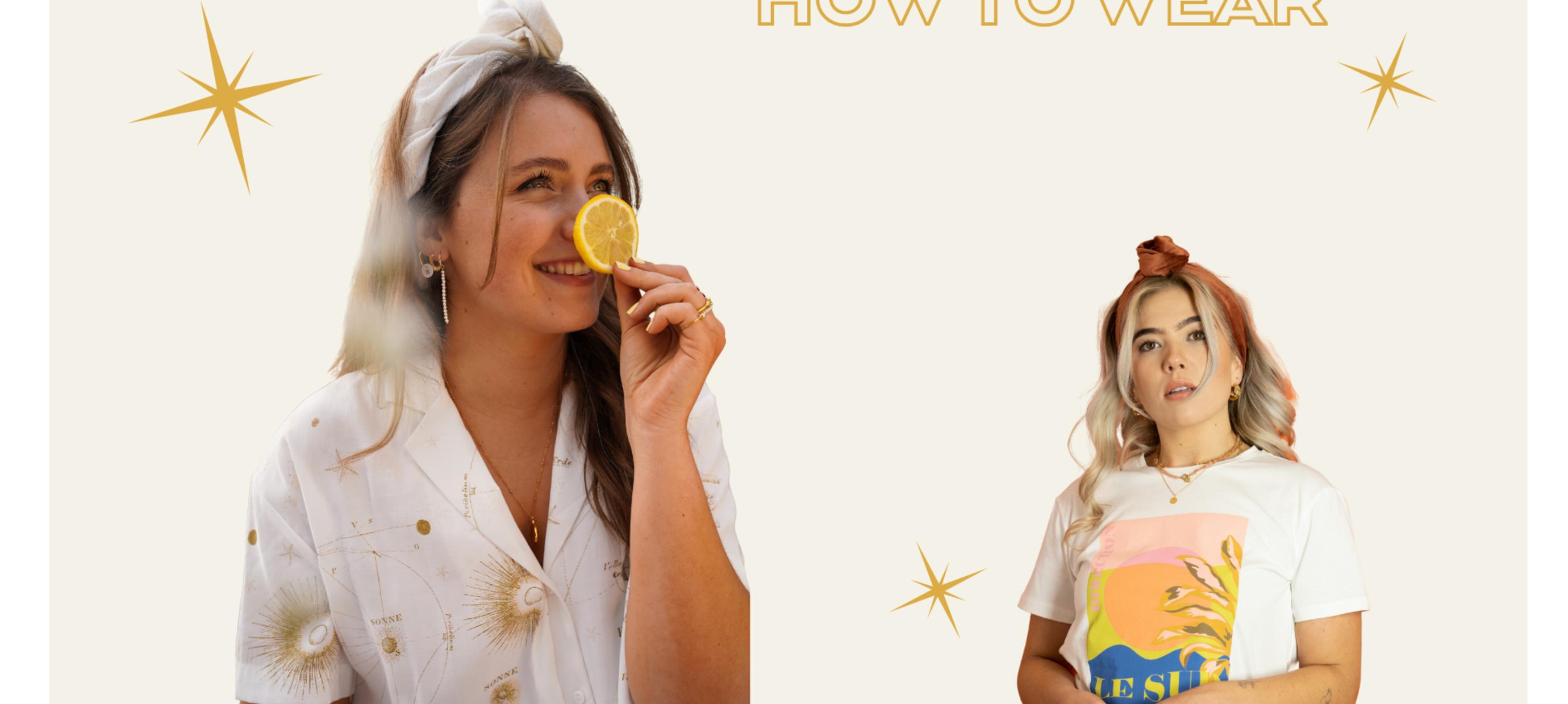 Haarband met ijzerdraad: hoe te dragen