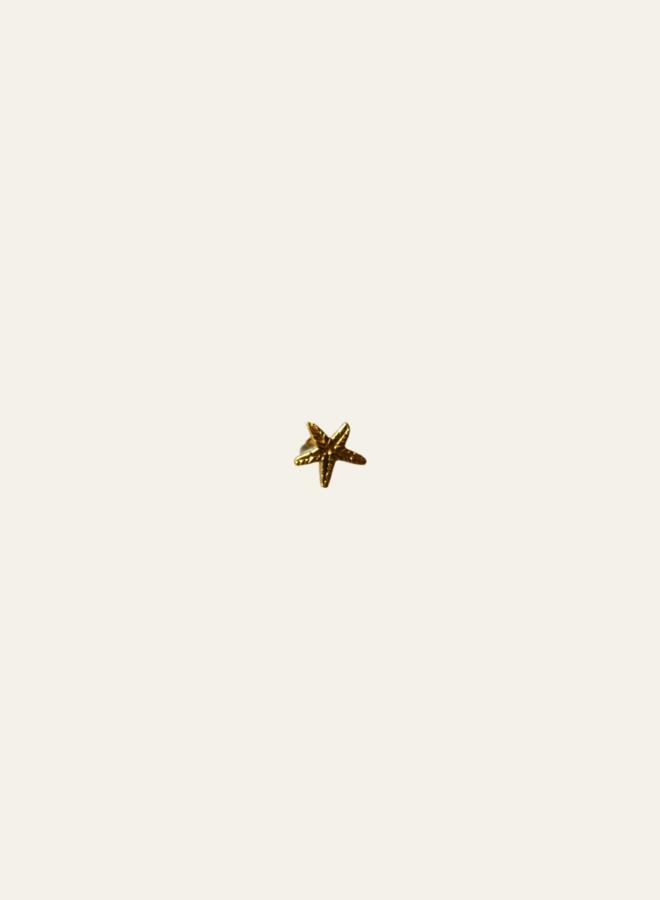 Make My Day Minimal earring Starfish