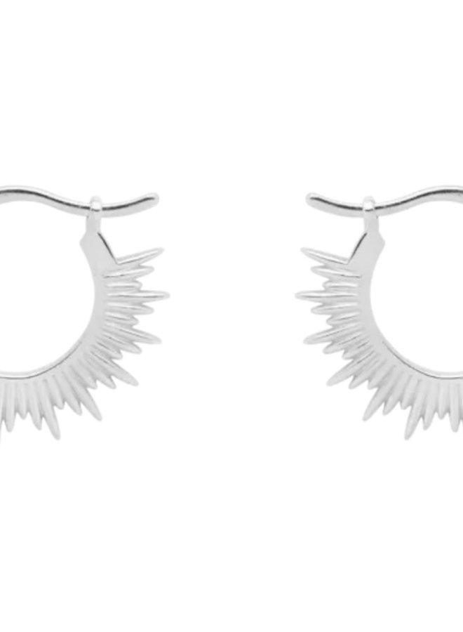 Anna + Nina  Rising Sun Ring Earring