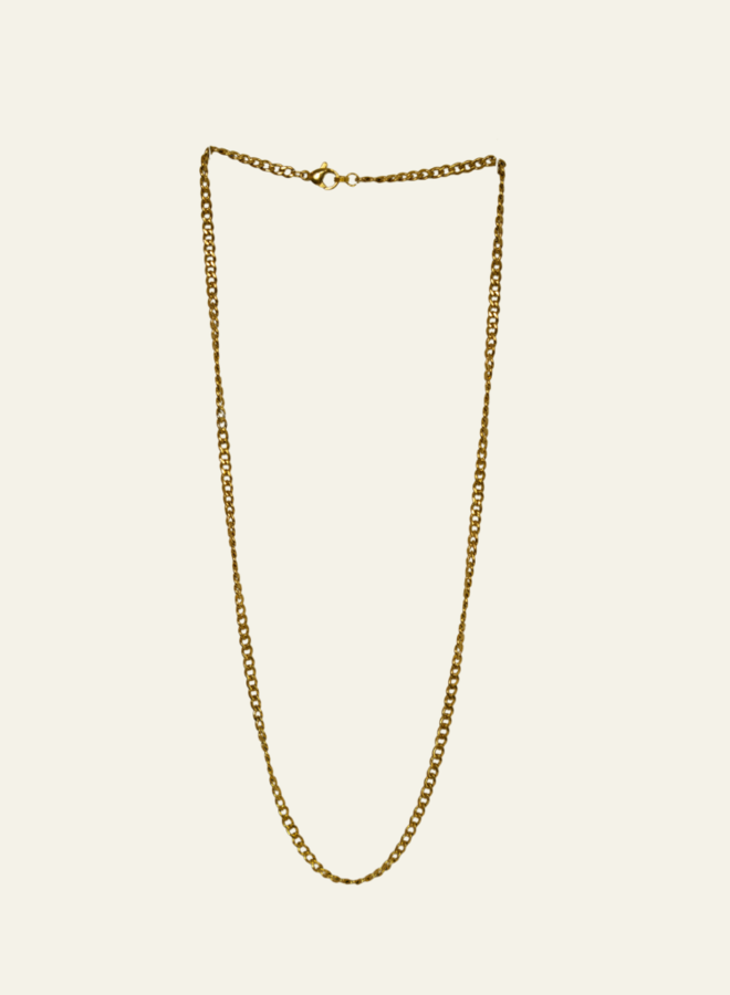 Make My Day Curb Necklace