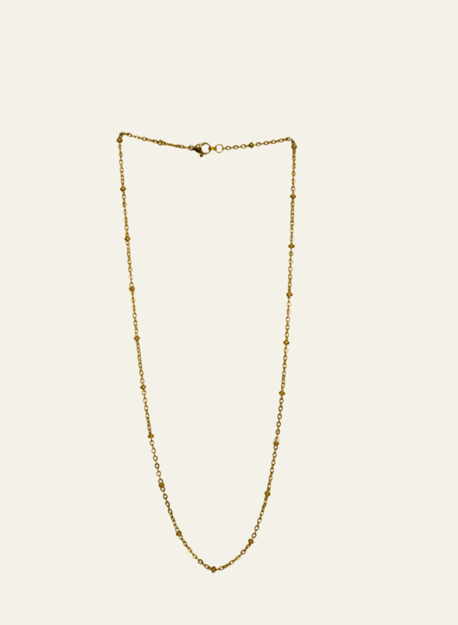 Make My Day Dotted Necklace