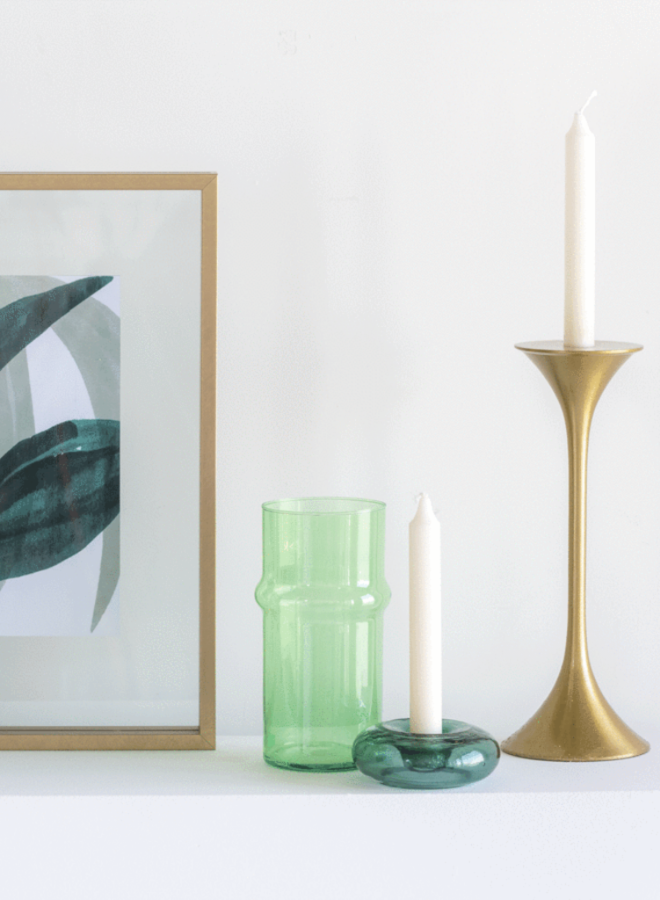 Urban Nature Culture Glass Candle Holder Air