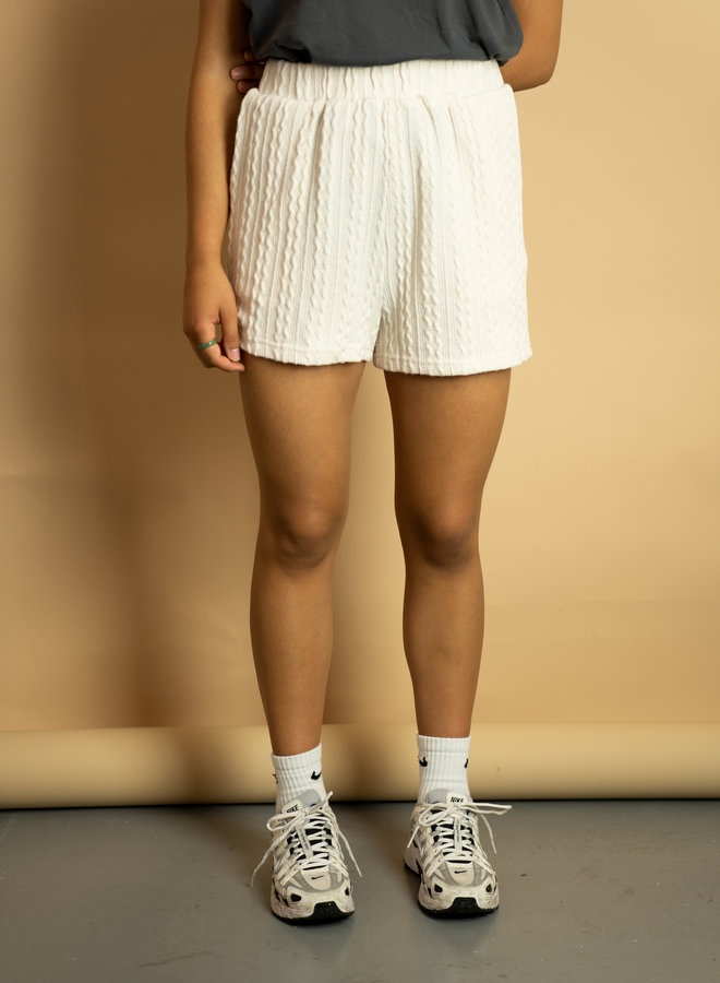 Make My Day Knitted Short