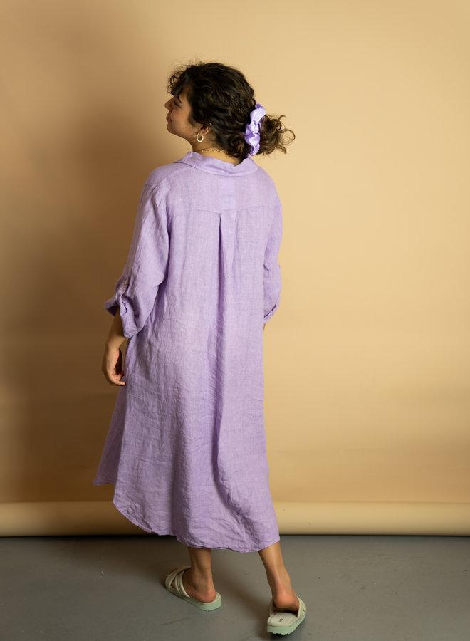 Make My Day Linnen Maxi Dress