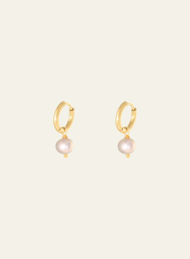 Make My Day Pearl of The Sea Earring