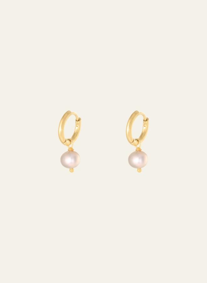 MMD- Earring  Pearl of Make My Day Pearl of The Sea EarringSea ONLINE