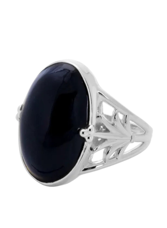 Anna Nina Nevada Ring Silver