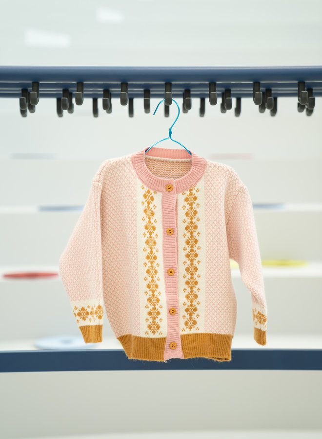 Little Occasion Retro Knitted Cardigan