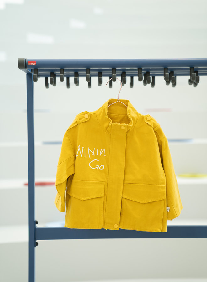 Little Occasion Utility Jacket