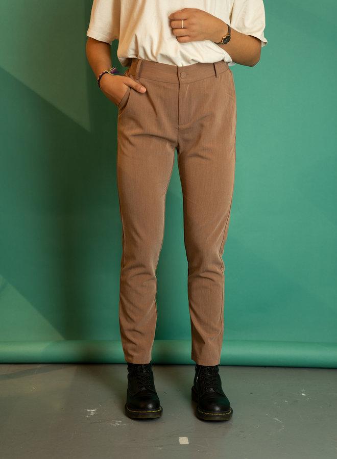 Make My Day Straight Suit Pantalon