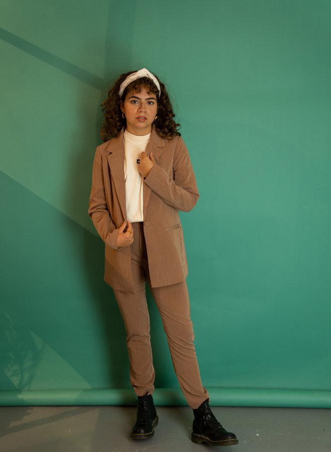 Make My Day Straight Suit Blazer