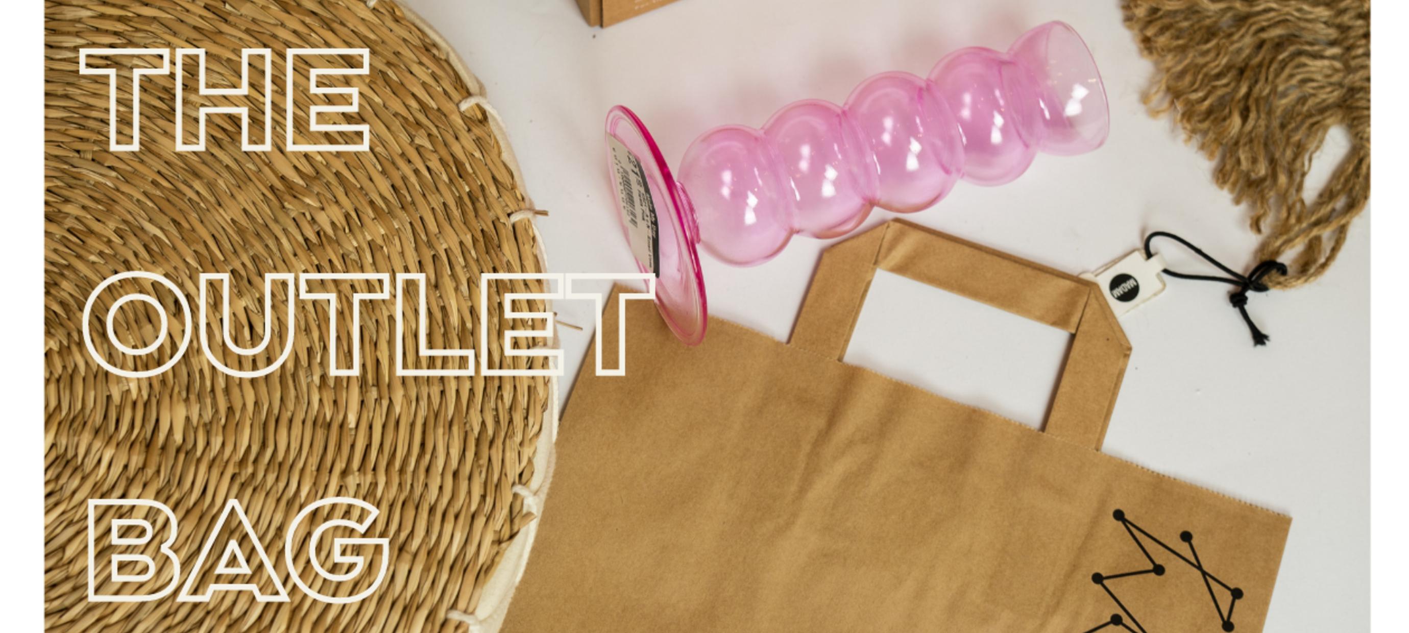 Surprise bag: onze outlet bag is back!