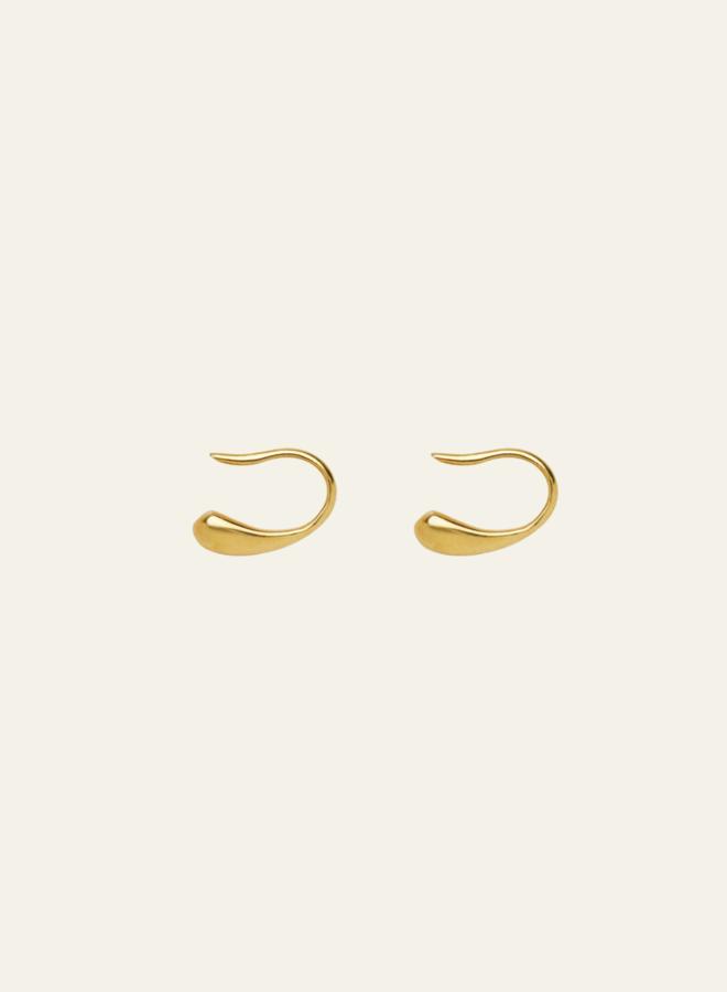 Xzota Eardrop Earring Gold Plated