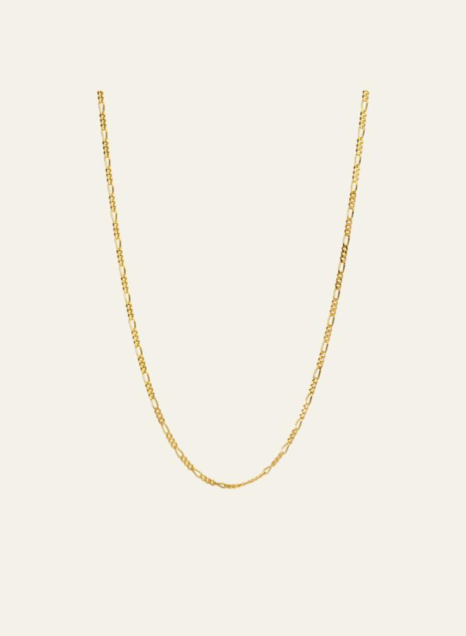 Aleyolé Thin Figaro Necklace