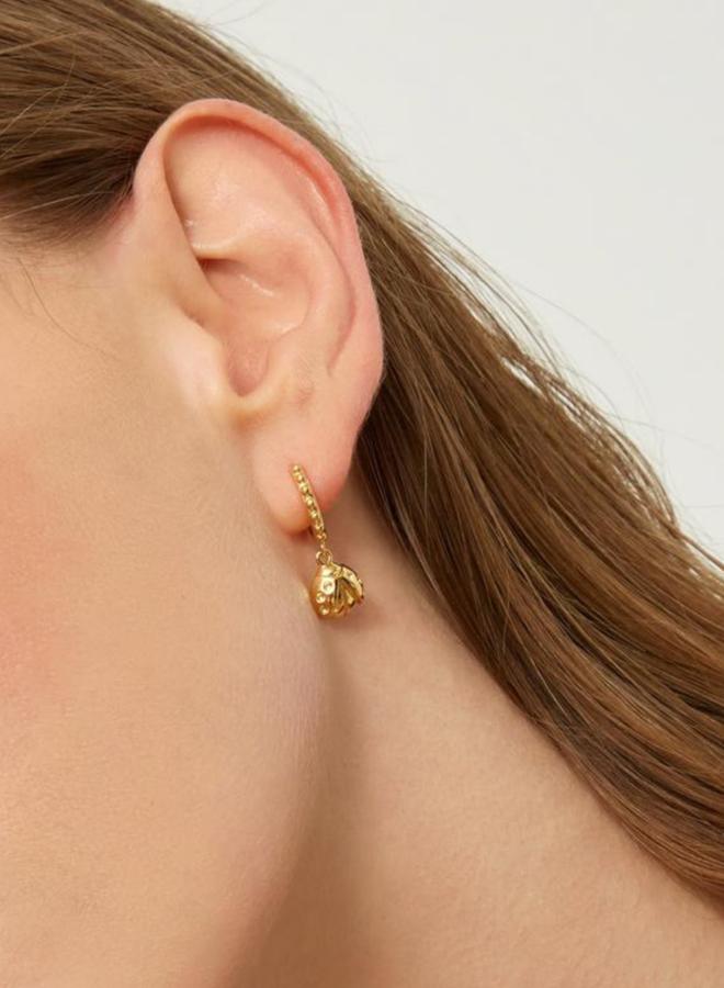 Aleyolé Ladybug Earring