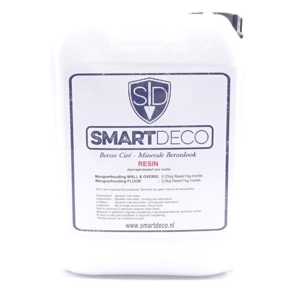 Resin 1 liter - Aanmaakvloeistof voor mortel