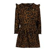 Like Flo Like Flo jurk leopard
