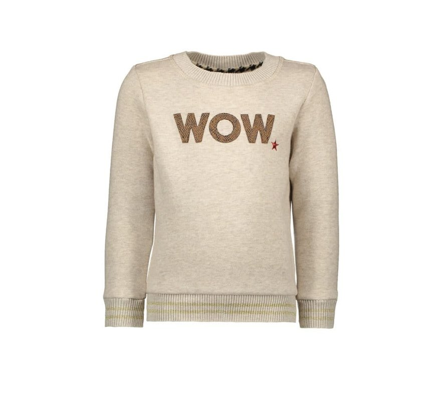Like Flo Sweater WOW