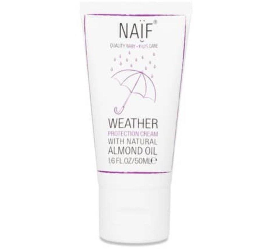 Naif wheater protection creme