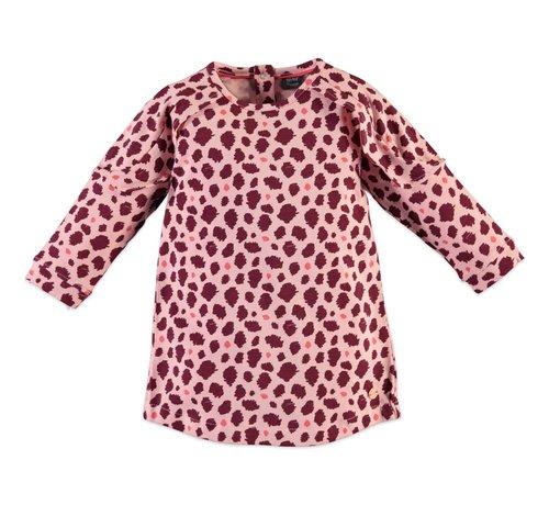 Babyface Baby face roze leopard kleedje