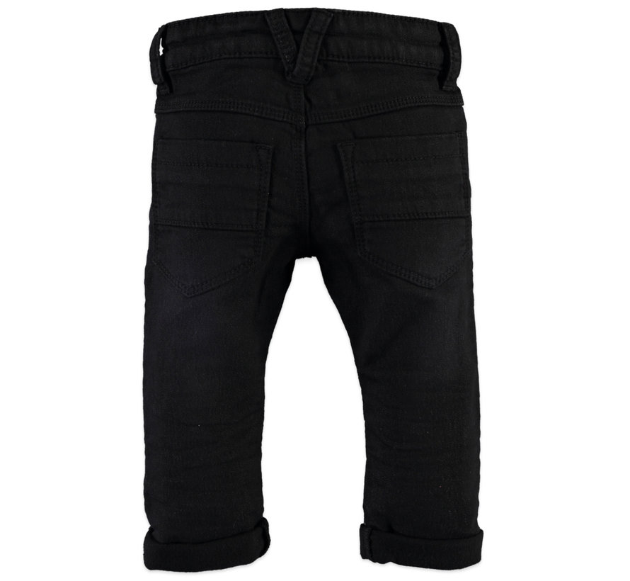 Babyface zwarte jeans broek