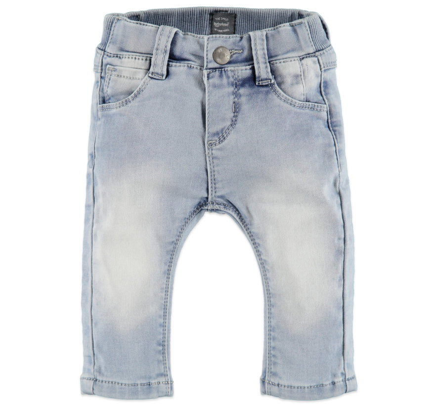 Babyface blauwe jeans broek