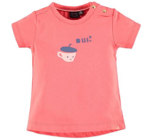 Babyface Babyface roze t-shirt
