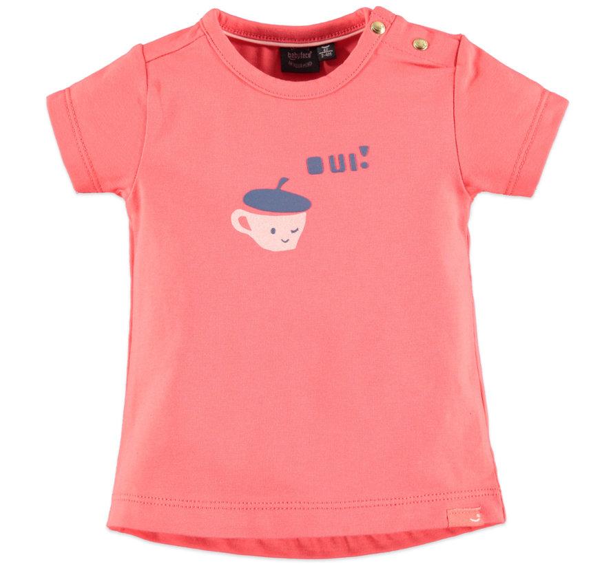 Babyface roze t-shirt