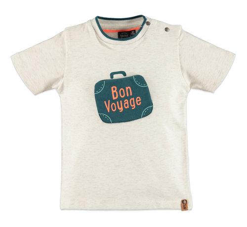 Babyface Babyface creme kleurig t-shirt