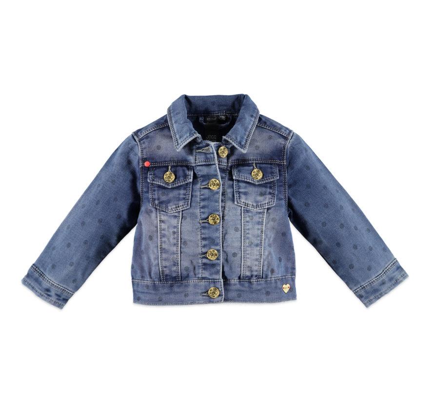 Babyface blauwe jeansjas
