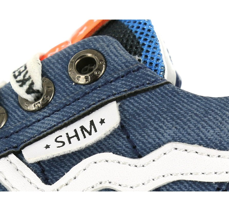 Shoesme schoen blue denim