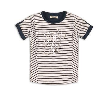 Dj dutch Dj Dutch gestreept t-shirt