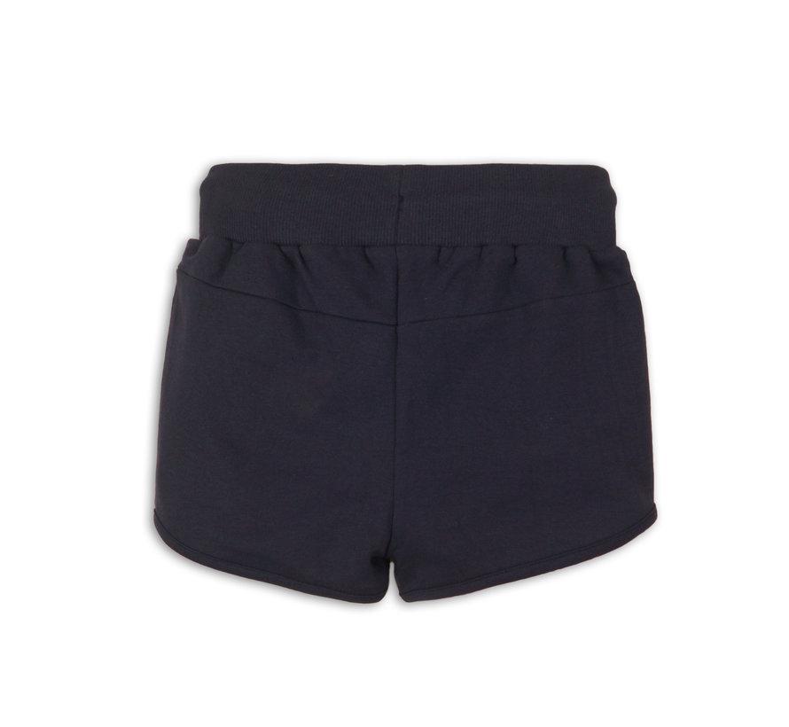 Dj Dutch blauwe short