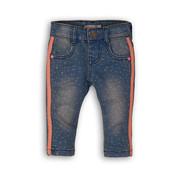 Dirkje Dirkje blauwe jeans broek girl