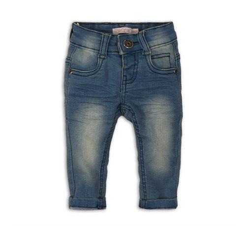 Dirkje Dirkje blauwe jeans broek