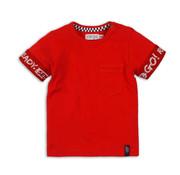 Dirkje Dirkje rood t-shirt