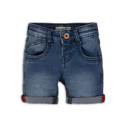 Dirkje Dirkje blauw jeans short