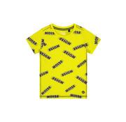 Quapi Quapi geel t-shirt noise