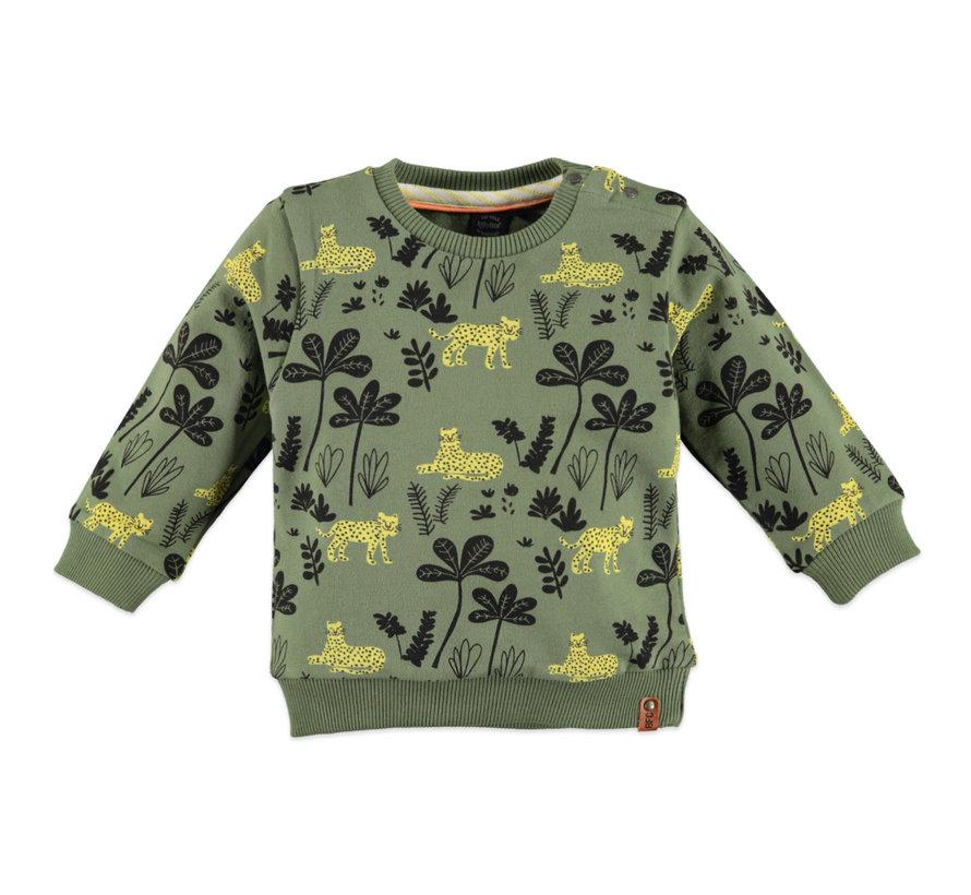 Babyface jungle sweater